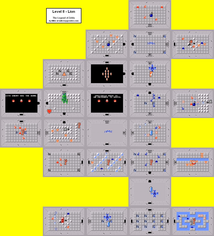 Mike\'s RPG Center - The Legend of Zelda